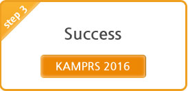 step 3 Success KAMPRS 2016
